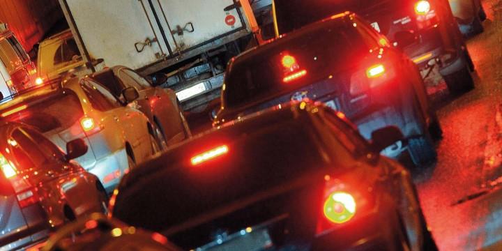 Бензин на троих