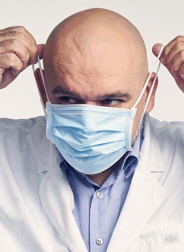 «Популяционный иммунитет нарастает, и я очень надеюсь, что вырастут и наши навыки лечения»