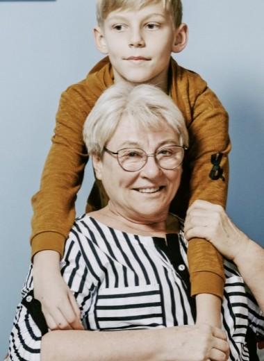 «Жила-была бабушка нового формата»