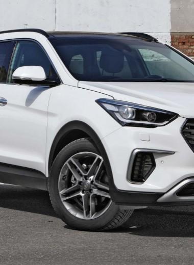 Hyundai Grand Santa Fe: не мелочь!