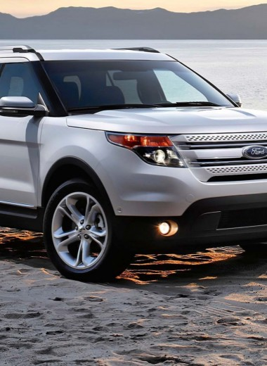 Ford Explorer: дело выгодное
