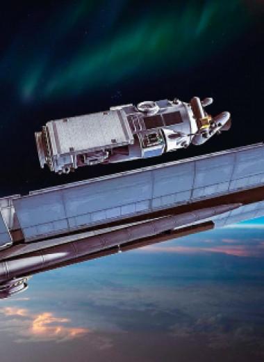 В космосбез ракеты