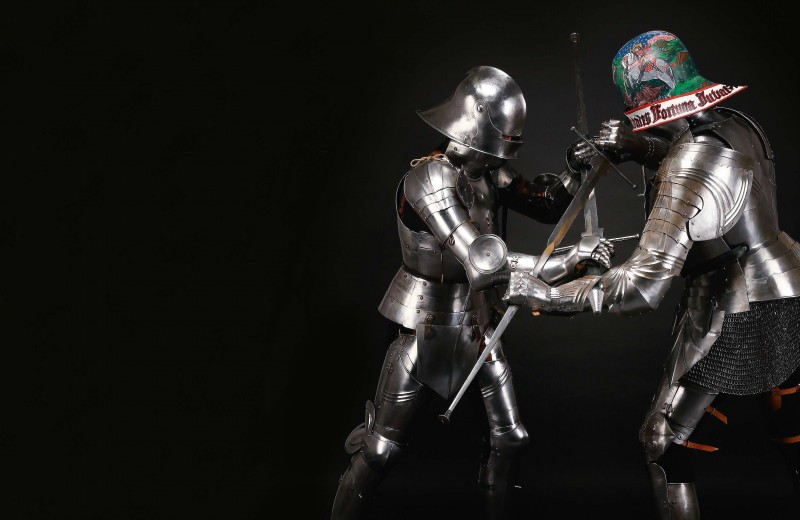 Рыцари без боевых коней
