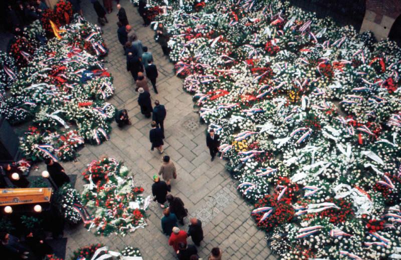 Похороны Яна Палаха