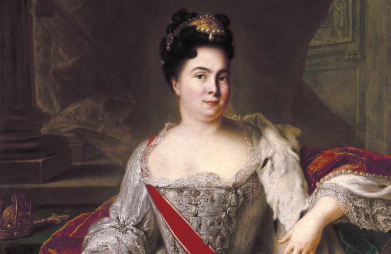 Екатерина I— первая императрица