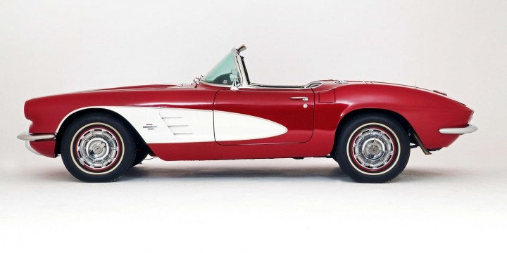 Chevrolet Corvette — 65 лет