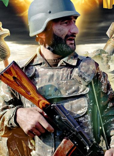 Карабах не выдержит двоих