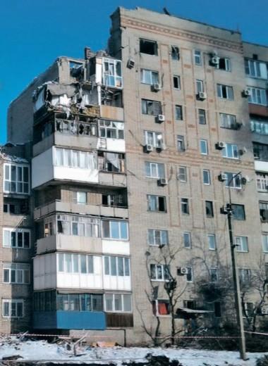 Взрыв газа и русская жизнь