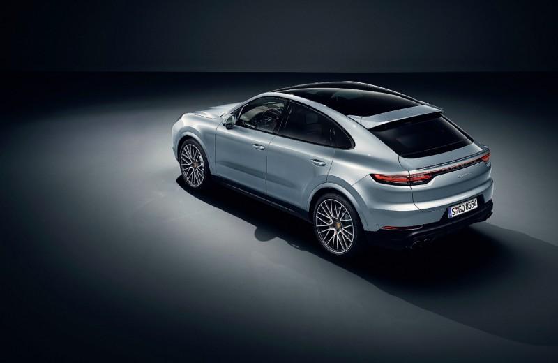 Porsche Cayenne S Coupe. Почему так долго?