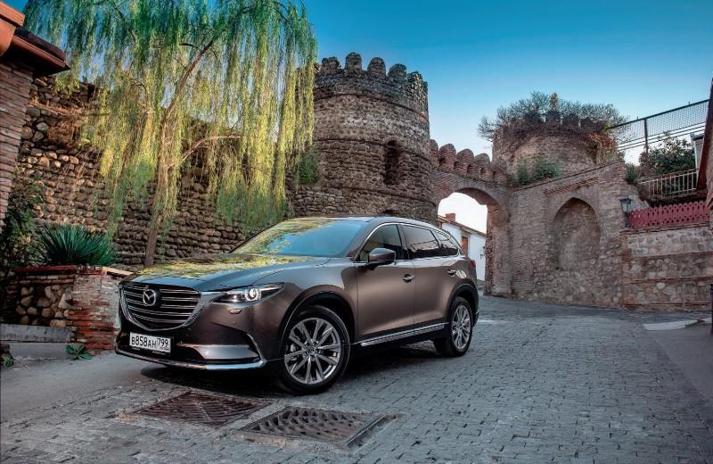 Mazda CX-9. Баллада о расходах