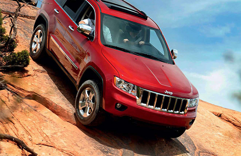 Jeep Grand Cherokee WK2. Другая семья, другие правила