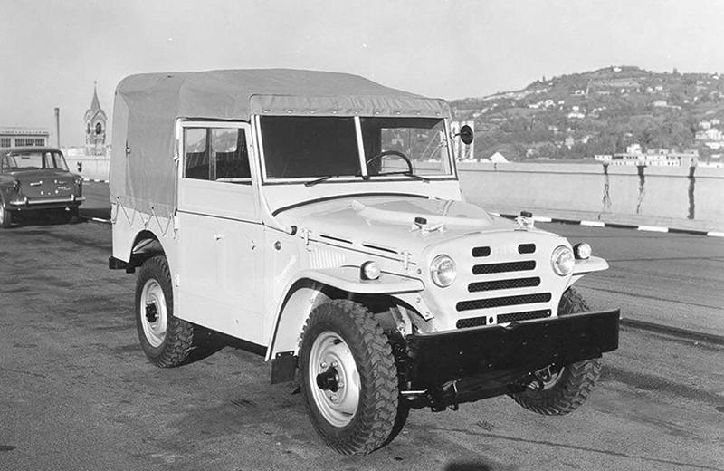 Дальние родственники. Европейские наследники Jeep