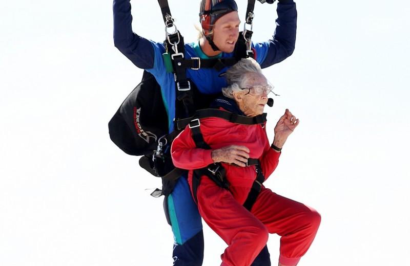 Пенсионеры-герои