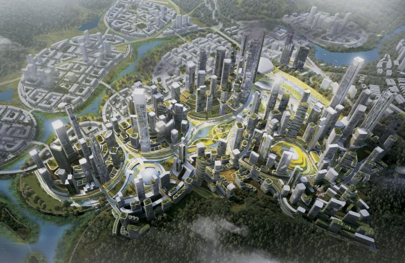 Города будущего: от мегаполиса до квартиры