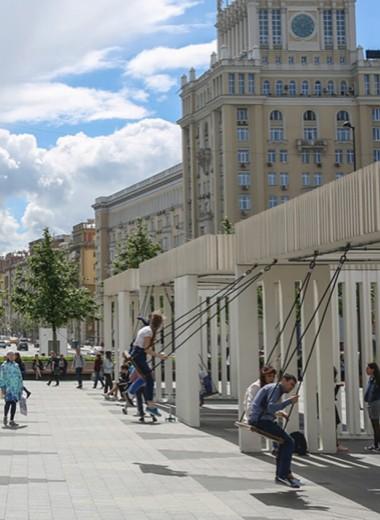 100 лет урбанизма в Москве