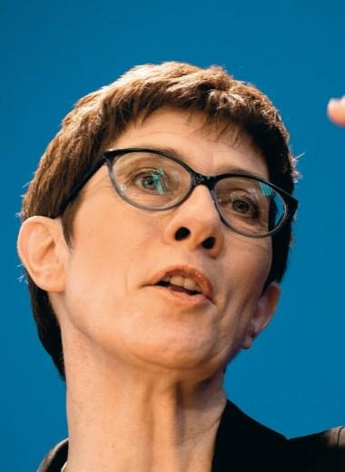 На ошибках не учатся: Германия выбирает мини-Меркель