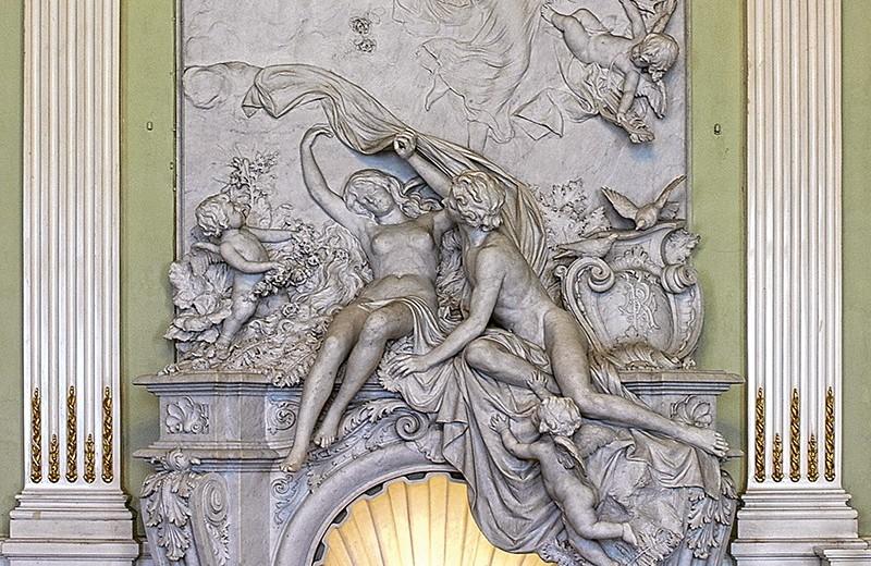 Скульптор Мария Диллон
