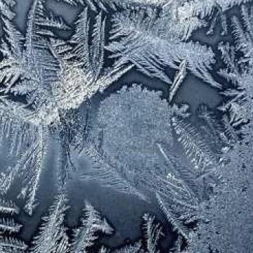 Снегом замело