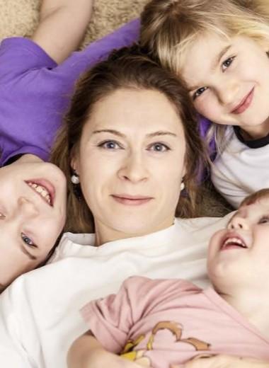 «Моя мама мечтала о внуке, а я родила трех дочерей»