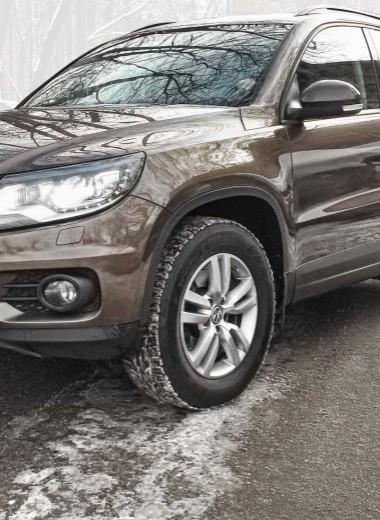 Volkswagen Tiguan: удачный плод селекции