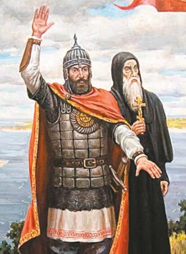 «Новгороду быть!»