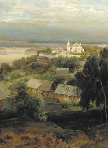 Нижний Новгород в массовой культуре