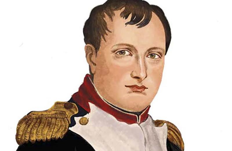 Наполеон Буонапарте: личное дело