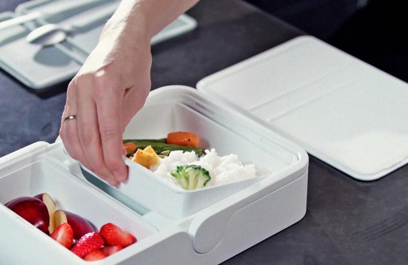 Как одесский инженер придумал портативную печь для офисных обедов