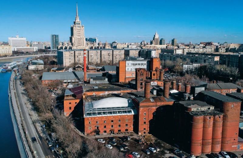 Марсианское вторжение на Бадаевский завод