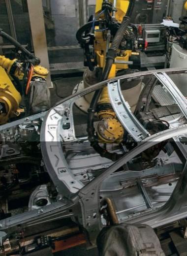 Без работы роботы