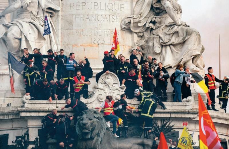 Потерпят ли французы бесчестья груз