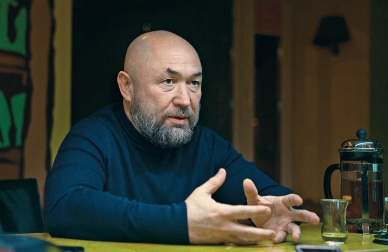 Тимур Бекмамбетов: «Я всегда занимался тем, чего не было до меня»