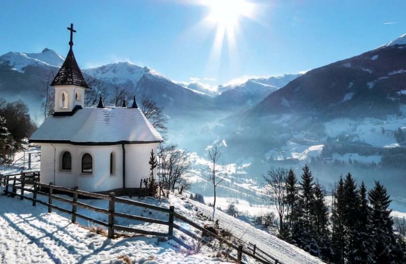 Зальцбургский край: На снежной арене