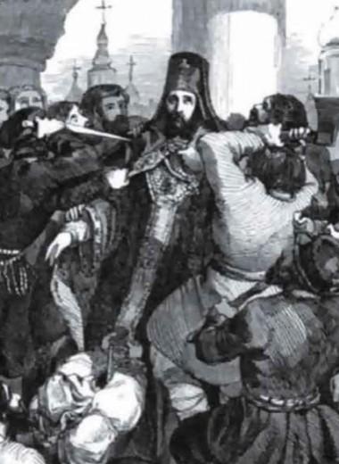 Карантин как повод для бунта