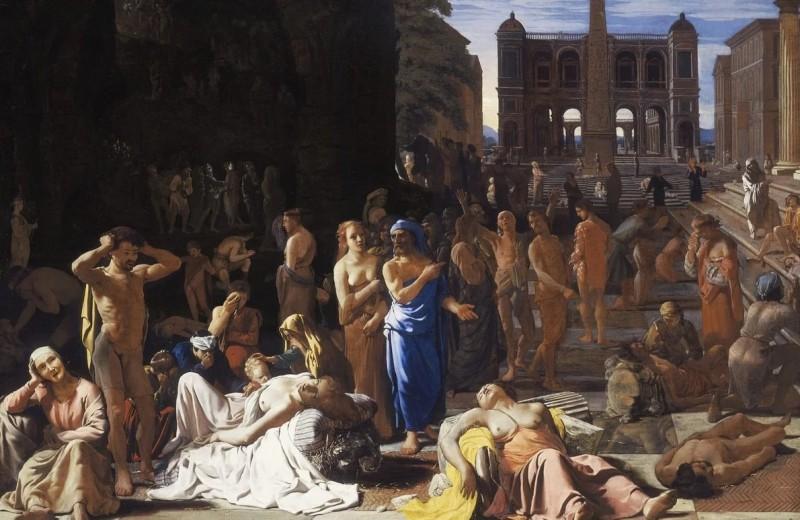 Вирусы против людей: хроника вечной войны