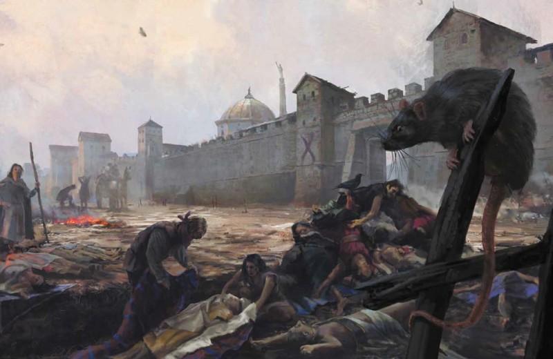Юстиниан Великий и Великая чума