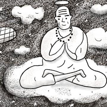 Сказки про йогинов
