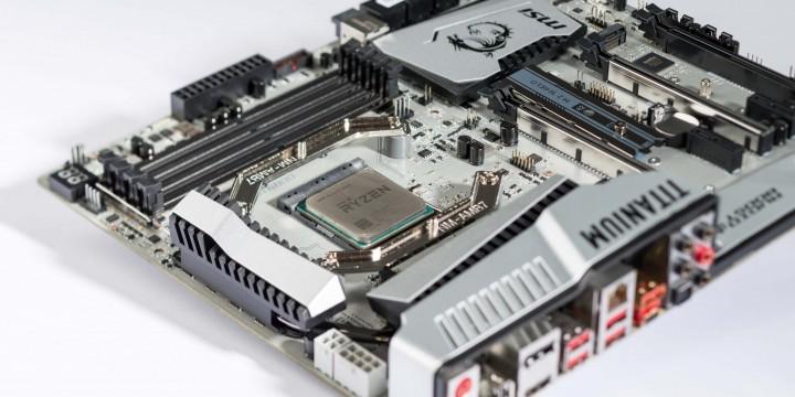 AMD Ryzen: быстрые и доступные процессоры