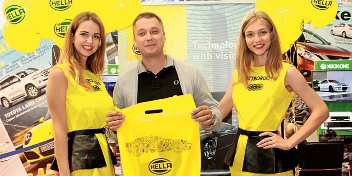 Автомир и Hella и на ММАС-2016