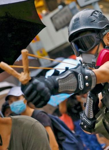 Гонконг без революций