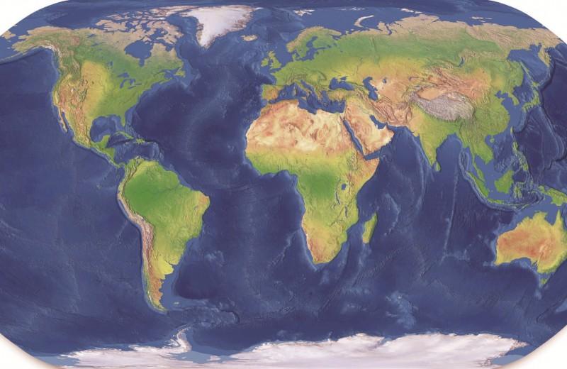 Вокруг света за три года