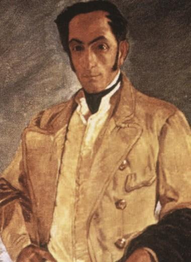 Симон Боливар: человек и шляпа