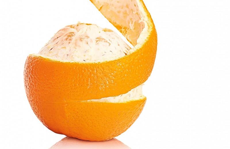 Апельсиновые корки – в дело!