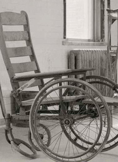 Инвалидное кресло Рузвельта