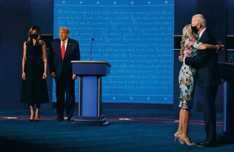 США в ожидании боевого подсчета голосов