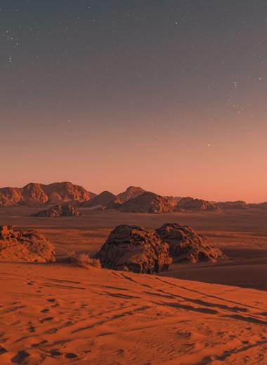 Полет к мечте, или Когда ждать городов на Марсе