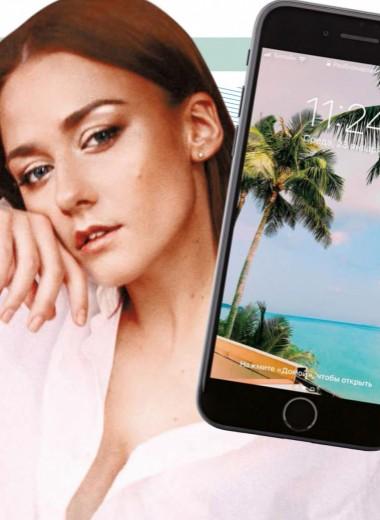 Ингрид Олеринская: Что в моем телефоне?