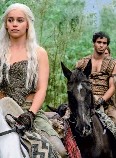 Алик Сахаров: Мой ход в «Игре престолов»