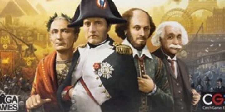 Лучшие настольные игры | Сквозь века