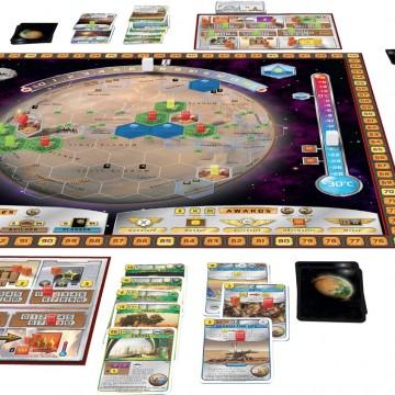 Лучшие настольные игры | Покорение Марса